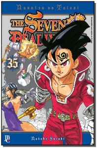 The Seven Deadly Sins - Vol. 35