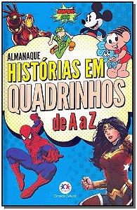 Almanaque Histórias em Quadrinhos de A a Z