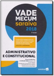 Vade Mecum Saraiva 2018 - 02Ed/18