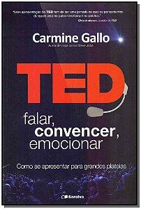 Ted, Falar, Convencer, Emocionar