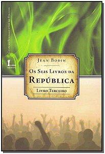 Seis Livros da República, Os - Livro 3