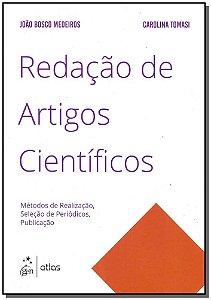 Redação de Artigos Científicos - 01Ed/17