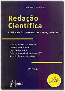 Redação Científica - 13Ed/19