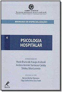 Psicologia Hospitalar - (Manole)