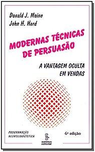 Modernas Técnicas de Persuasão - 06Ed/88