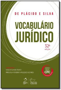 Vocabulario Juridico - 32Ed/16