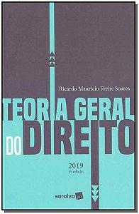 Teoria Geral Direito - 05Ed/19