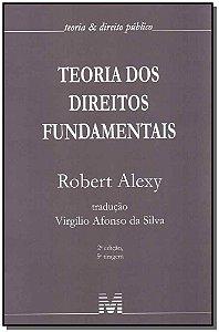 Teoria Dos Direitos Fundamentais - 02Ed - 5Tir /17