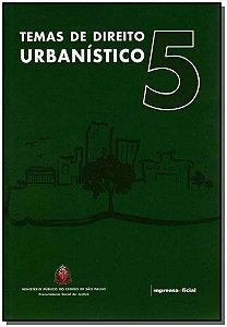 Temas de Direito Urbanístico 5