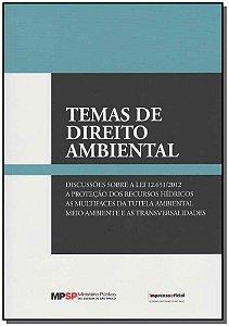 Temas de Direito Ambiental