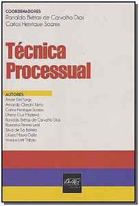Técnica Processual