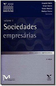 Sociedades Empresarias - Vol.01 - 02Ed