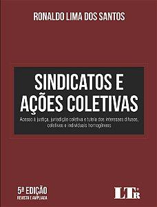 Sindicatos e Ações Coletivas - 05Ed/19