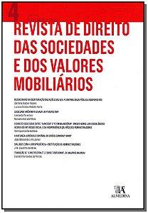 Revista de Direito das Sociedades e dos Valores Mobiliários - Vol. 04 - 01Ed/16