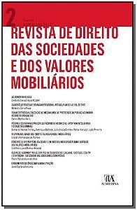 Revista de Direito das Sociedades e dos Valores Mobiliários - Nº 02 - 01Ed/15