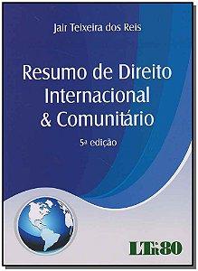 Resumo de Direito Internacional e Comunitário