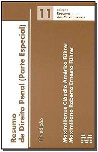 Resumo (11) Direito Penal - Parte Especial