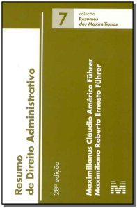 Resumo (07) Direito Administrativo