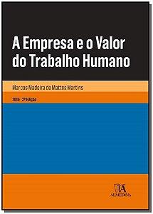 A Empresa e o Valor do Trabalho Humano - 02Ed/15