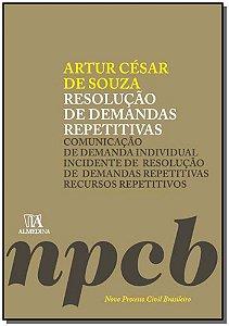 Resolução de Demandas Repetitivas - 01Ed/15
