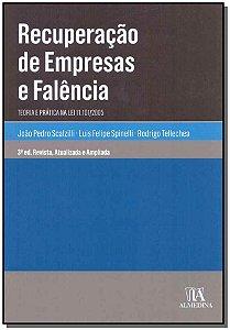 Recuperação de Empresas e Falência - 03Ed/18