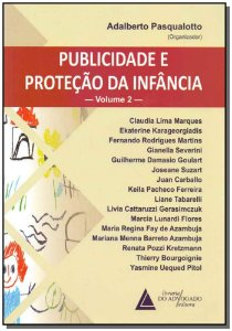 Publicidade e Proteção da Infância - Vol. 02