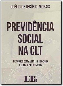 Previdencia Social na Clt - 01Ed/18