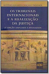 Os Tribunais Internacionais e a Realização da Justiça - 03Ed/19
