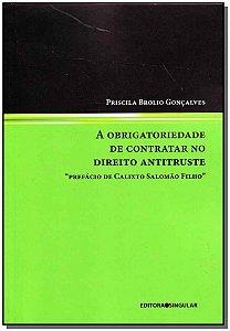 Obrigatoriedade  De Contr. Dto. Antitruste /10