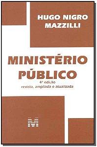 Ministério Público - 04 Ed. - 2015