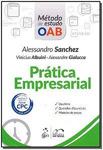 Método de Estudo OAB - Prática Empresarial - 01Ed/17