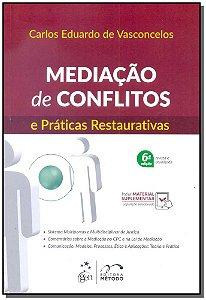 Mediação de Conflitos Prat.Restaurativas - 06Ed/18