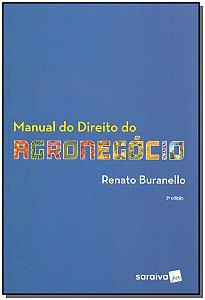 Manual do Direito do Agronegócio - 02Ed/18