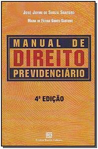 Manual de Direito Previdenciário - 04Ed/15