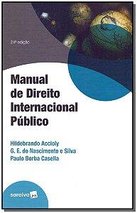 Manual de Direito Internacional Público - 24Ed/19