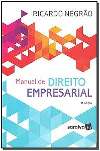Manual de Direito Empresarial - 09Ed/19