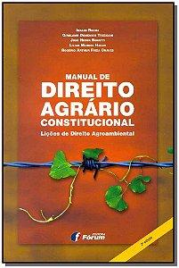 Manual de Direito Agrario Constitucional