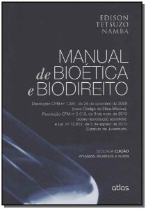Manual de Bioética e Biodireito - 02Ed/2015