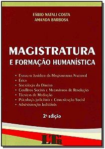 Magistratura e Formação Humanística