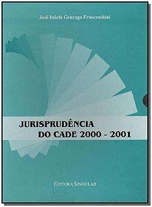Jurisprudencia do Cade 2000/2001-Cd