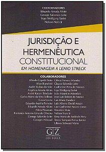 Jurisdição e Hermenêutica Constitucional - 01ED/17