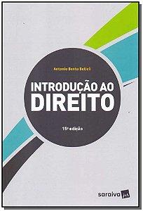 Introducao ao Direito - 15Ed/18