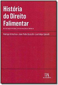 História do Direito Falimentar - 01Ed/18