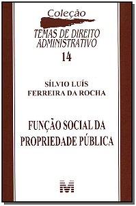Função Social da Propriedade Pública