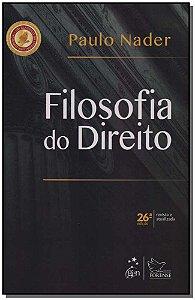 Filosofia do Direito - 26Ed/19