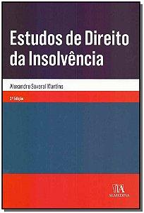 Estudos de Direito da Insolvência - 02Ed/18