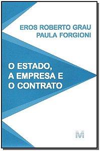 Estado, a Empresa e o Contrato, O