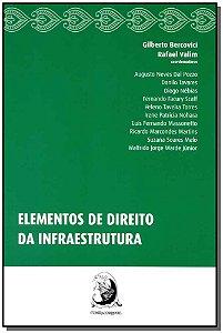 Elementos De Direito Da Infraestrutura  01Ed/15