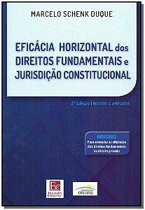 Eficácia horizontal dos direitos fundamentais e jurisdição constitucional - 02Ed/19