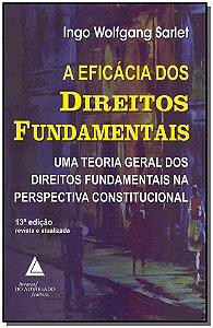 Eficácia dos Direitos Fundamentais, A - 13Ed/18